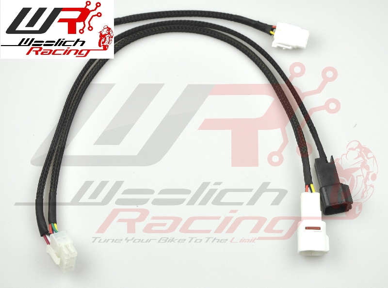 2009-2012 Kawasaki ZX6R - Log Box (Denso) v3 + Zeitronix ZT-3 Wideband O2 Package