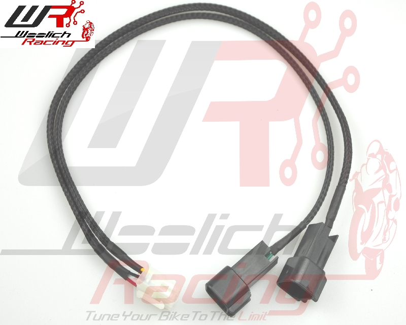 2004-2005 ZX10R - Log Box (Mitsubishi) v3 + Zeitronix ZT-3 Wideband Package