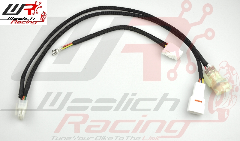 2013-2014 Kawasaki ZX6R (636) - Log Box (Denso) v3 + Zeitronix ZT-3 Wideband O2 Package