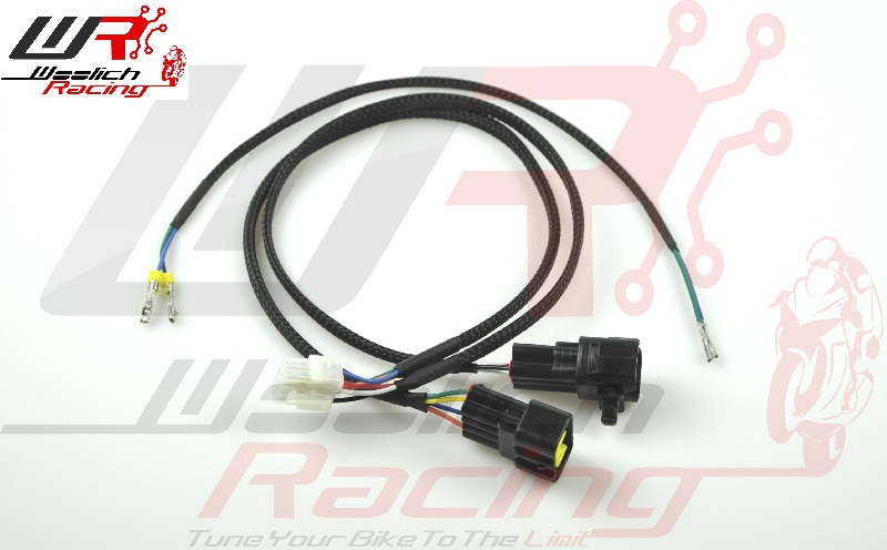 2008-2012 Suzuki Hayabusa - Log Box (Denso) v3 + Zeitronix ZT-3 Wideband O2 Package