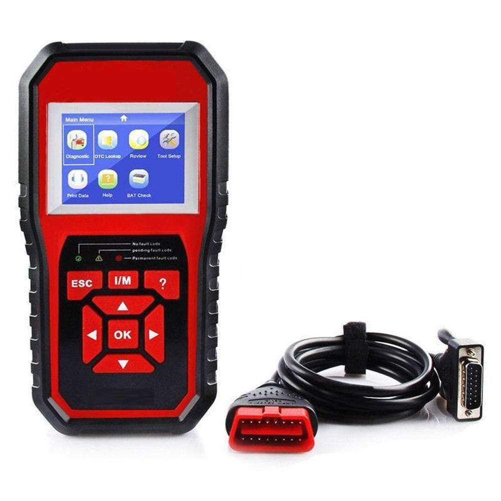 OBD2 Diagnostic Scanner (Advanced)