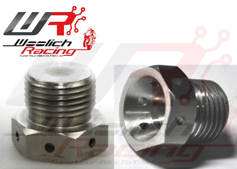 Wideband Bung Bolt - Race