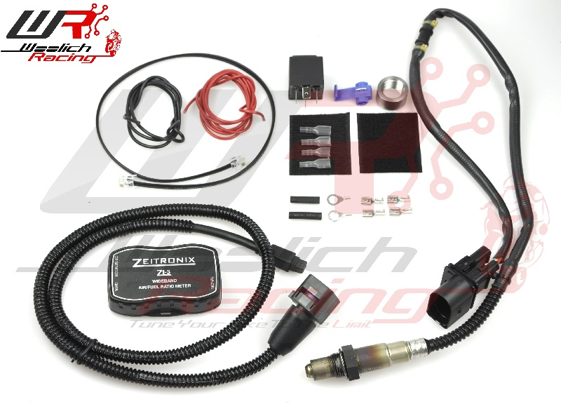 2012-2013 CBR1000RR - Log Box K v3 + Zeitronix ZT-3 Wideband Package